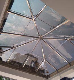 kaca film canopy